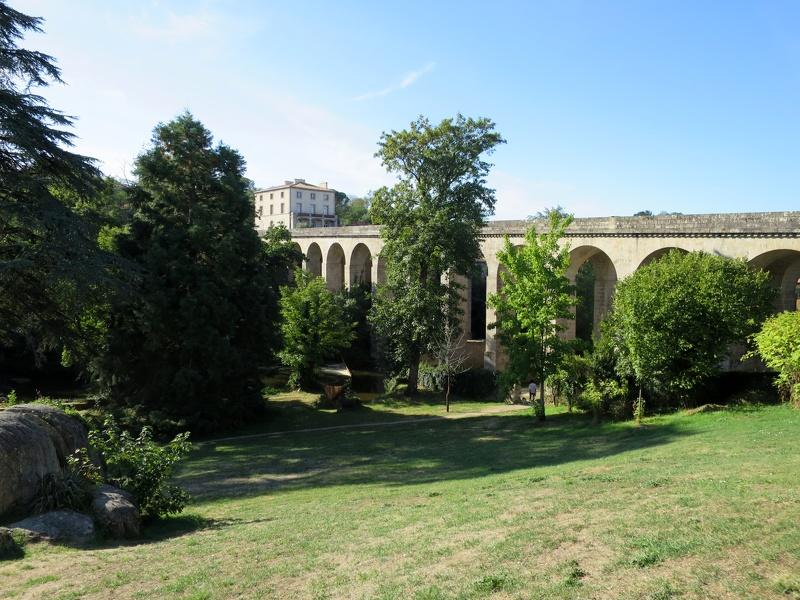 Eglise de la Trinité et Parc de la Garenne Valentin à Clisson