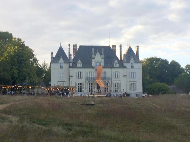 Château de la Frémoire à Vertou