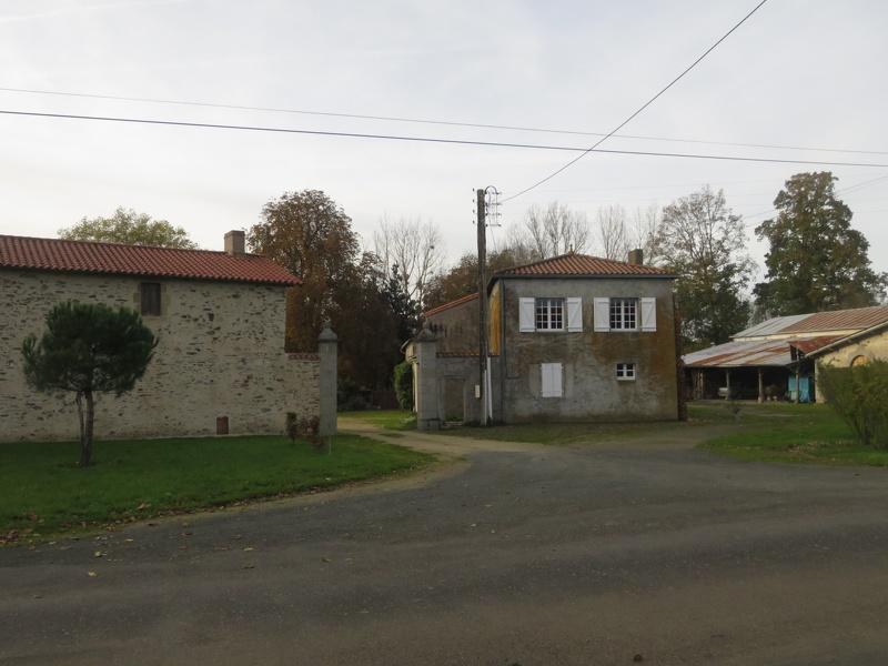 Logis de la Fortécuyère à La Boissiere De Montaigu