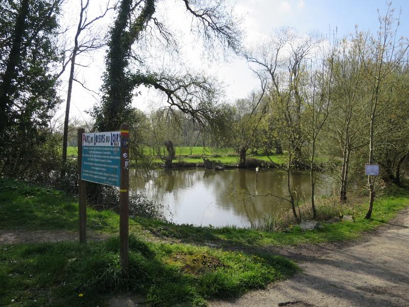 Parc de Loisirs du Loiry à Vertou