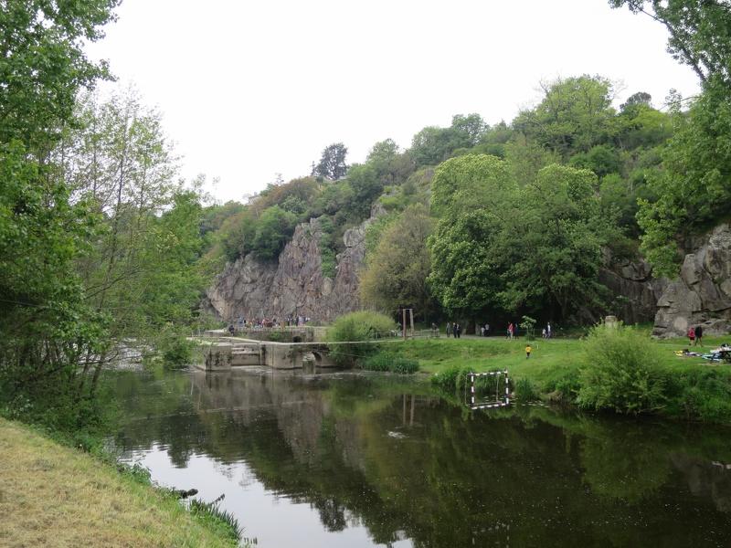 Base de loisirs de Pont caffino à Maisdon-sur-Sèvre
