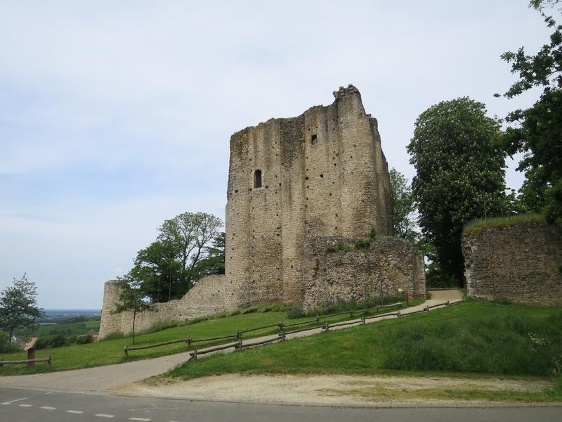 Château Donjon XIe  siècle à Pouzauges