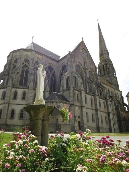 Chapelle de la Sagesse à Saint-Laurent-sur-Sèvre