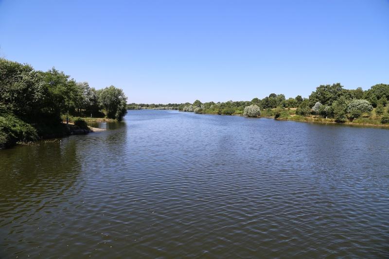 Barrage de la Bultière à Chavagnes-en-Paillers