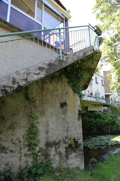 Les inondations à Saint-Hilaire-de-Loulay