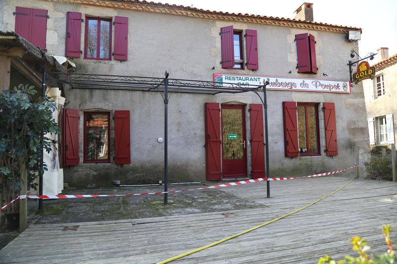 Les inondations à Saint-Malô-du-Bois
