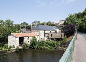 <p>Journ&eacute;es europ&eacute;ennes du patrimoine des 15 et 16 septembre 2018 : visitez le moulin de Nid d&#039;Oie &agrave; Clisson !</p>