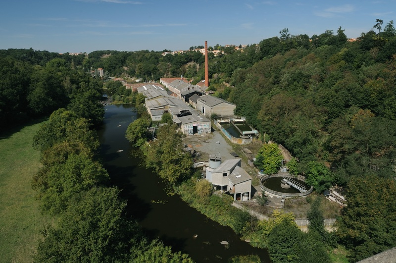 Les industries autour de l''eau à Saint-Fulgent