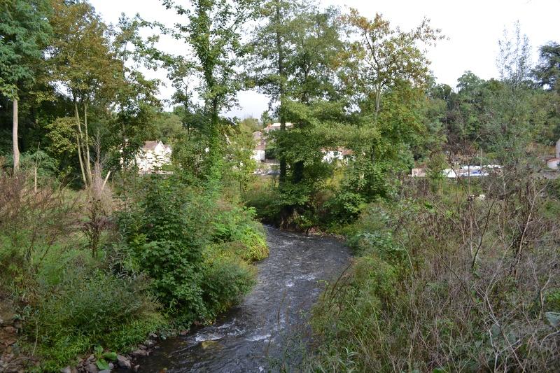 La restauration des cours d''eau à Gorges